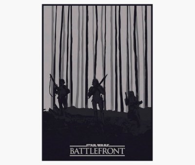 Enjoystick Star Wars Battlefront - Ready to War ?