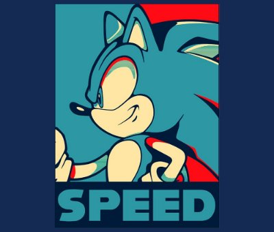 Enjoystick Sonic Speed