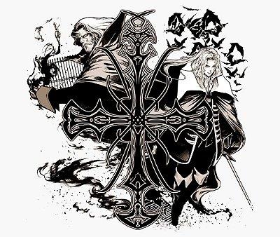 Enjoystick Castlevania - Father and Son