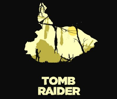 Enjoystick Tomb Raider - Poetic Composition