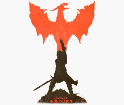 Enjoystick Dragon Age Inquisition - Dragon Fire Composition