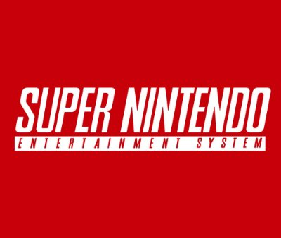 Enjoystick Super Nintendo Classic Logo