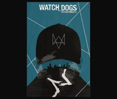 Enjoystick Watch Dogs - Vertical Composition