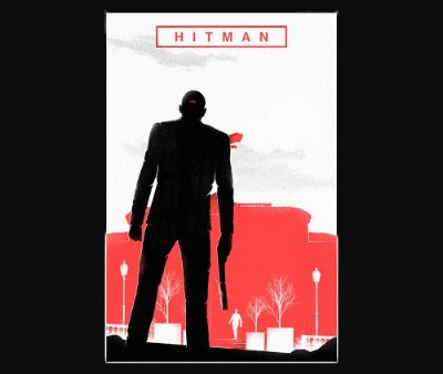 Enjoystick Hitman Vertical Composition