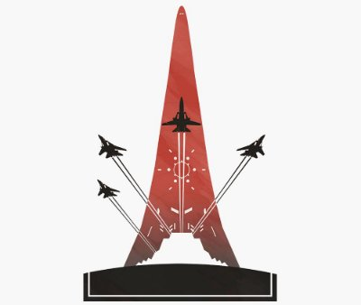 Enjoystick Ace Combat Vertical Composition