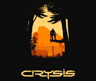 Enjoystick Crysis Minimalist Composition