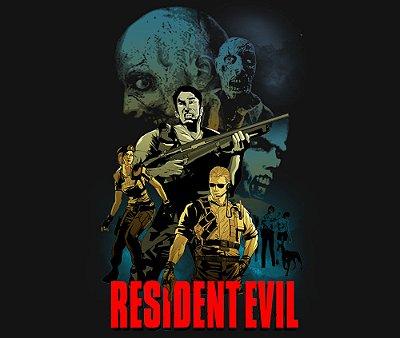 Enjoystick Resident Evil 1