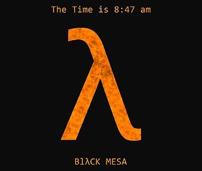 Enjoystick Half Life - Black Mesa