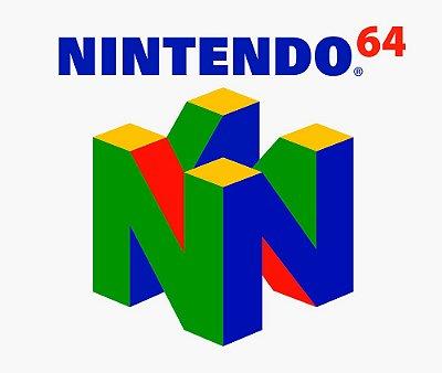 Enjoystick Nintendo 64 Logo