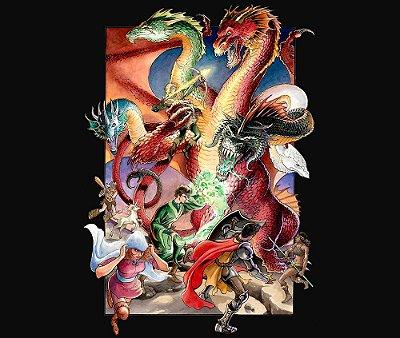 Enjoystick Classic Dungeons and Dragons - Caverna do Dragão