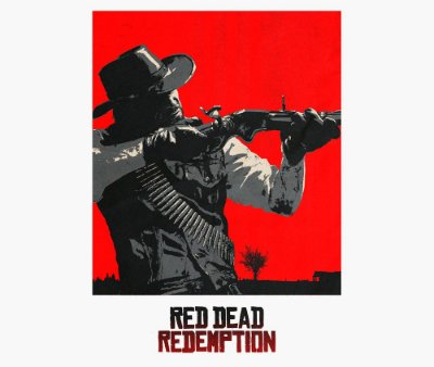 Enjoystick Red Dead Redemption - Fire