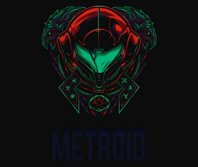 Enjoystick Metroid Samus In Darkness