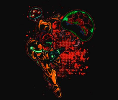 Enjoystick Metroid
