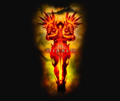 Enjoystick Diablo 3 Fire Composition