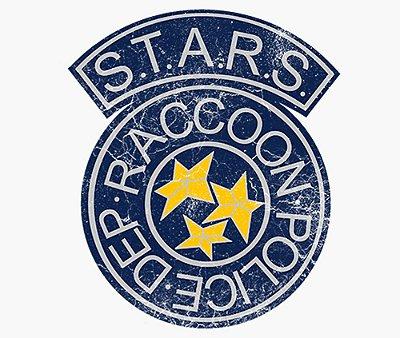 Enjoystick Resident Evil - Stars Logo
