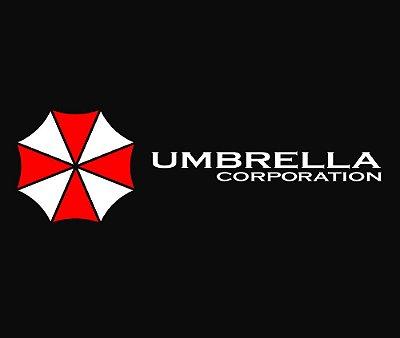 Enjoystick Resident Evil Umbrella Corporation Logo
