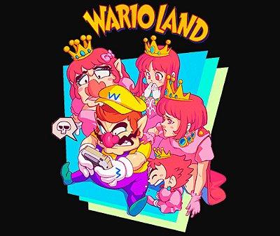 Enjoystick Wario Land