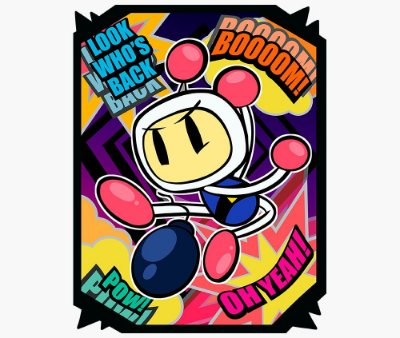 Enjoystick Bomberman - Oh Yeah