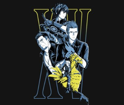 Enjoystick Final Fantasy XV