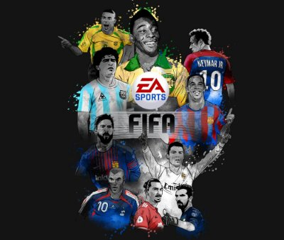 Enjoystick Fifa Legends