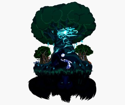 Enjoystick Ori and the Blind Forest - Tree Composition