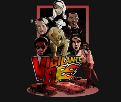 Enjoystick Vigilante 8