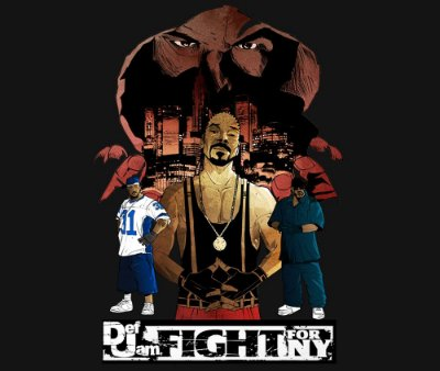 Enjoystick Def Jam Fight For New York