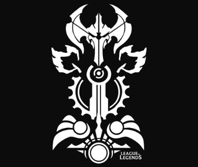 Enjoystick - League of Legends - LOL - Emblems