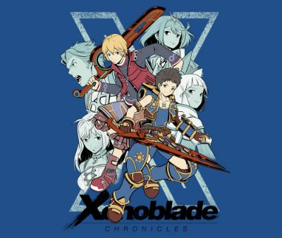 Enjoystick Xenoblade Chronicles - Epic