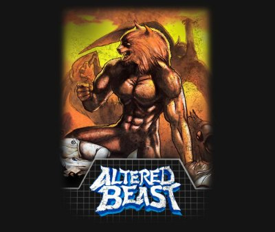 Enjoystick Altered Beast - Cover Remake