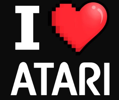 Enjoystick I Love Atari