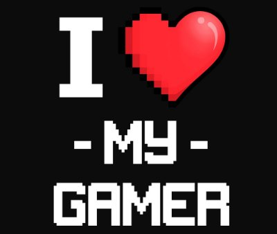 Enjoystick I Love My Gamer