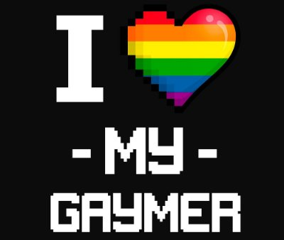 Enjoystick I Love My Gaymer