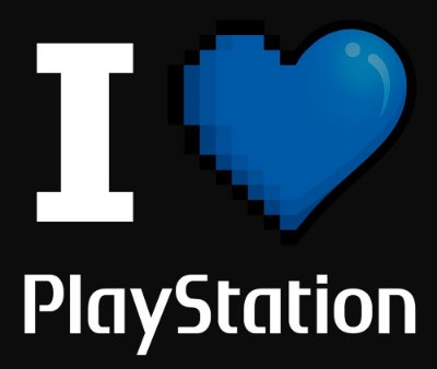 Enjoystick I Love Playstation