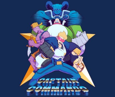 Enjoystick Captain Commando - Epic