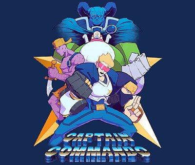Enjoystick Captain Commando - Epic