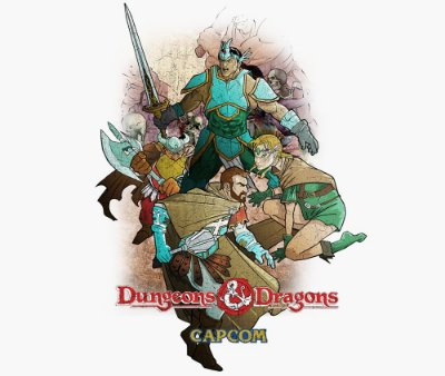 Enjoystick Dungeons and Dragons - Capcom