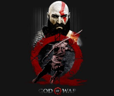 Enjoystick God of War - Father and Son Epic
