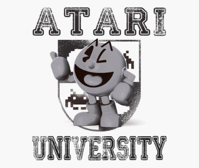 Enjoystick Atari University Feat Pacman Black