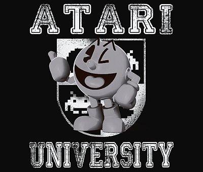 Enjoystick Atari University Feat Pacman White
