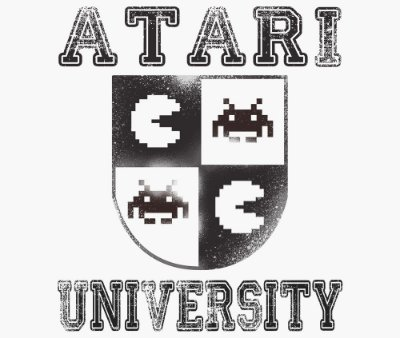 Enjoystick Atari University Black