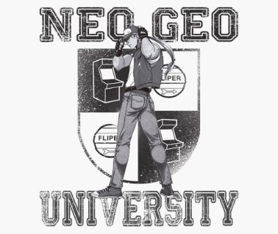 Enjoystick NEO GEO University Feat Terry - Black