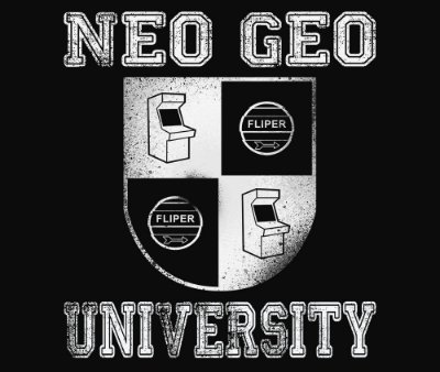 Enjoystick NEO GEO University White