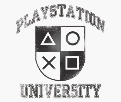 Enjoystick Playstation University  - Black