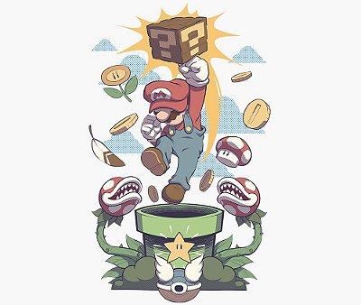 Enjoystick Edição Especial - Mario Uppercut