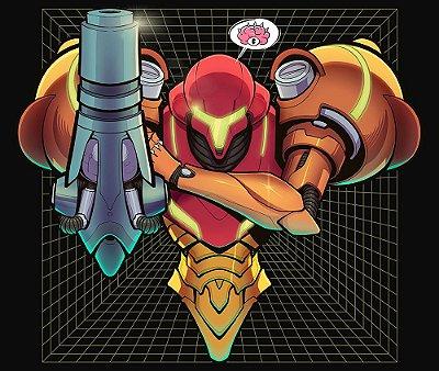 Enjoystick - Metroid - Samus Power Suit