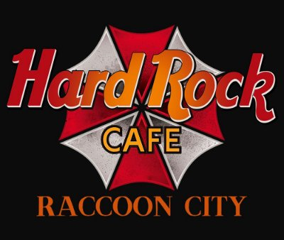 Enjoystick Hard Rock - Resident Evil Raccon City