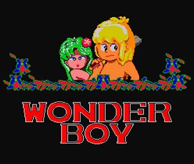 Enjoystick Wonderboy Classic