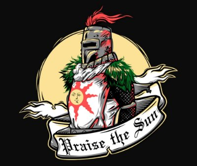 Enjoystick Dark Souls - Praise the Sun