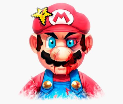 Enjoystick Mario - BigN Warrior